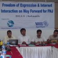 Kathmandu Nepal:  Digital Media Committee (DMC) Fedaration of Nepali Journalists(FNJ)  and Internet Society Nepal organized a program on freedom of expression and its pros and cons in internet world of […]