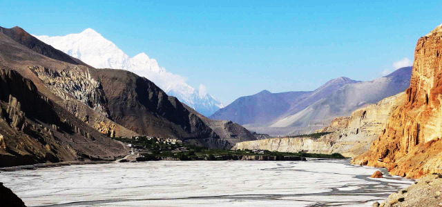 Amid the climate change harsh effects being discussed, two  mountain village in the district of Mustang, Samjung and Ghey  have  completely been abandoned by their inhabitants due to lack of water […]