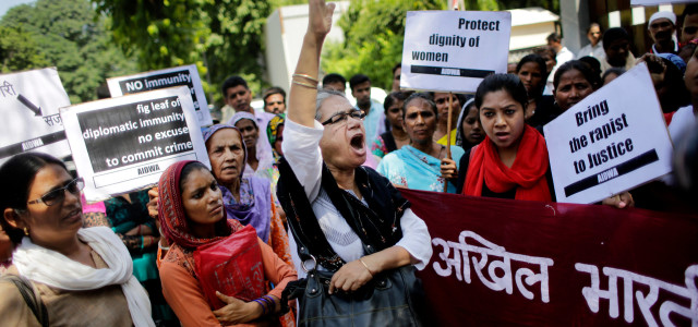 It has been reported that the Saudi diplomat Hassan Ashoor, accused of confining and raping two Nepali women who worked as his domestic help, has left India. According to the […]
