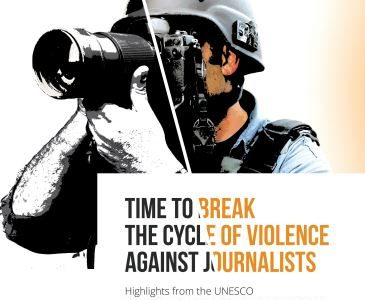 """The UNESCO Director-General's Report on the Safety of Journalists & the Danger of Impunity states around 827 journalists have been killed and targetted in action. The report further states, """"The […]"""