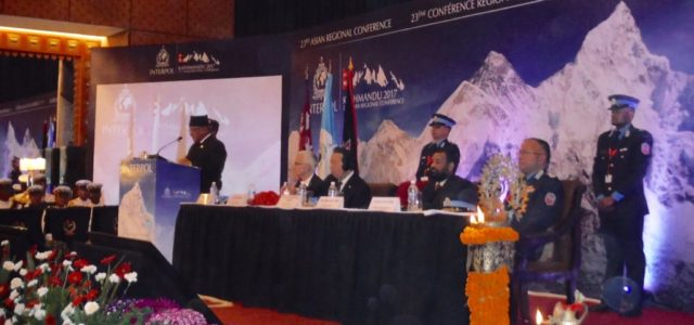 The Prime Minister Pushpa Kamal Dahal officially inaugurated the INTERPOL 23rd Asian Regional Conference.  The conference is schedule for 3 days starting from today till 20th January at Hotel Hyatt Regency. […]
