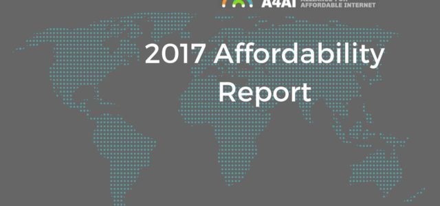 The A4AI report is out with the significant milestone of 50% global internet penetration rate globally. The report examines the progress that enables affordable internet access for all in developing […]