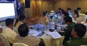UNESCO FoE workshop Myanmar