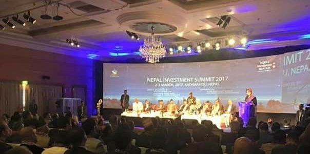The Nepal Investment Summit has  shown a foreign investment commitment of USD 13.52 billion from various stakeholders nations  in various sectors, including infrastructure, agriculture, energy, tourism, information technology, financial sector, […]