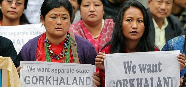 "People are shouting for freedom and their right of a separate state ""Gorkhaland"" in Darjeeling after the shots were fired and people sprung into action to hold their pride and […]"