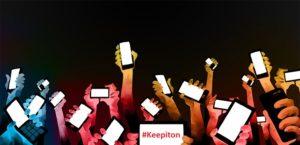 #Keepiton